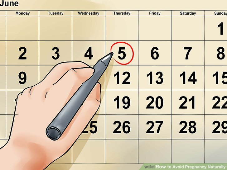aid1261910-v4-728px-Avoid-Pregnancy-Naturally-Step-13 روش های جلوگیری از بارداری