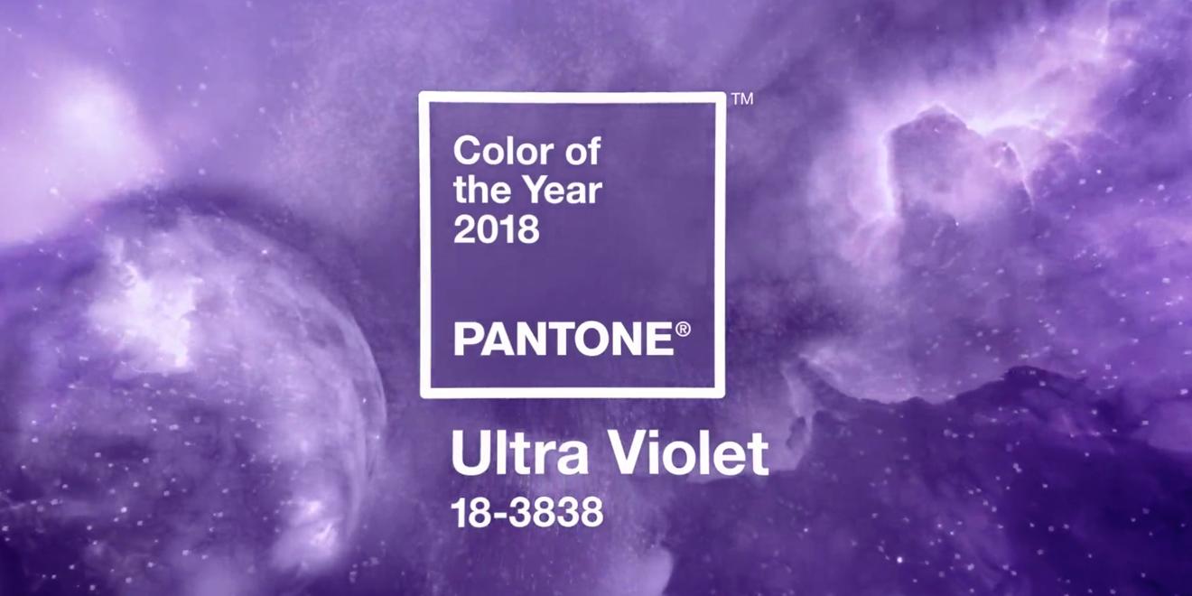 pantone-ultra-violet-97 سال ۹۷ چه رنگی مد است؟