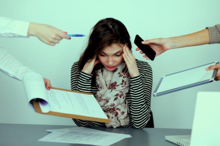 stress راه های کاهش استرس و اضطراب